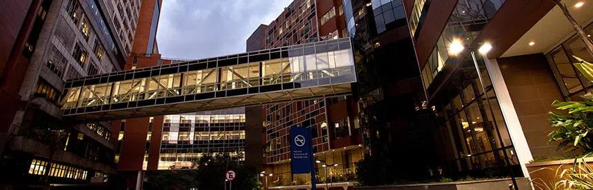 Imagem do prédio da unidade do Morumbi I - Período da Noite